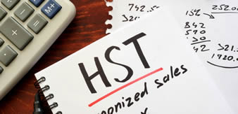 Harmonized Sales Tax (HST)